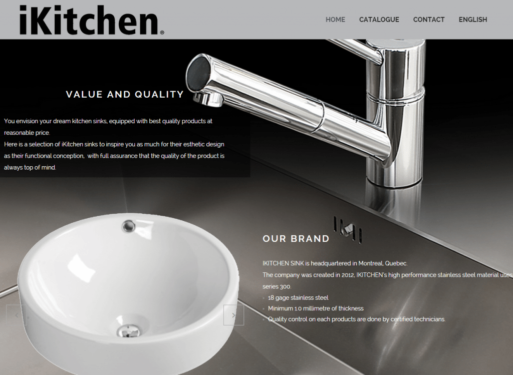 Kitchen Sink kitchen sinks in montreal | Fast and Reliable Web Hosting