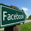 FACEBOOK road sign
